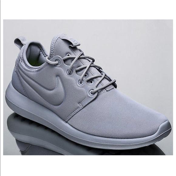 Nike Shoes | Grey Nike Roshe 2 Slip Ons